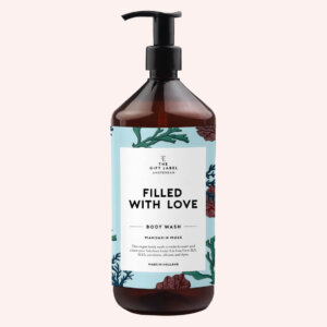Body Wash Filled with Love