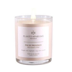 Pflanzliche Duftkerze Pin de Provence