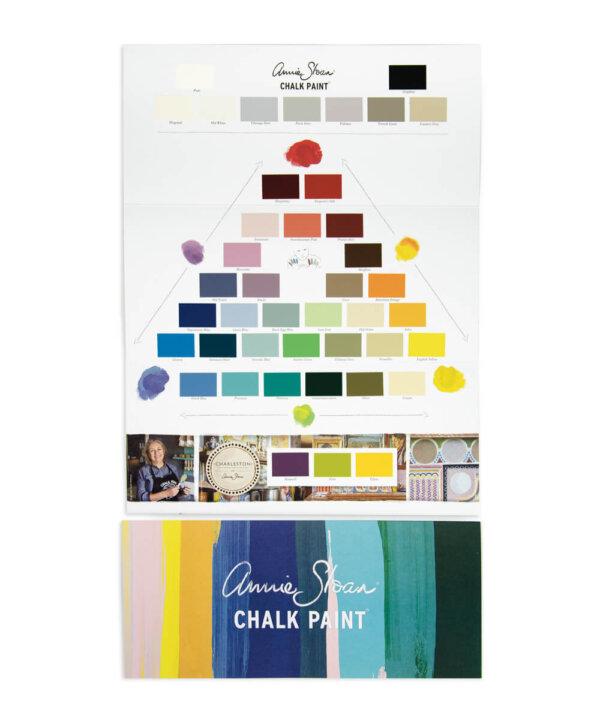 Chalk Paint Farbkarte