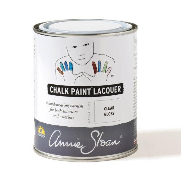 Chalk Paint Lack glänzend