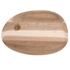Wunderland Holzteller mit Seiltänzer von Räder Design
