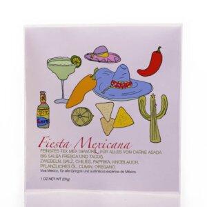 Gewürzmischung_Fiesta Mexicana