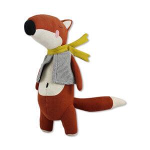 Kuscheltier Fred der Fuchs