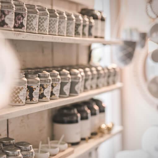 Kategoriebild für Tee, Teedosen von Tafelgut