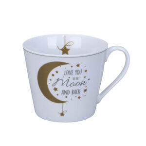 Tasse Love you to the moon and back