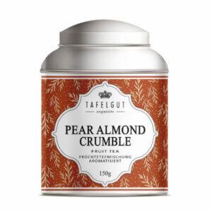 Pear Almond Crumble Tee von Tafelgut