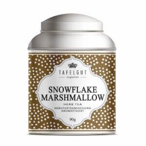Snowflake Marshmallow Tee von Tafelgut