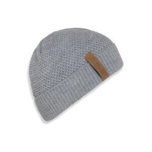 Jazz Mütze grau
