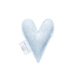 lavendelherz hellblau