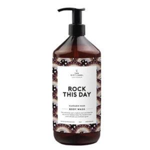 Body wash ROCK THIS DAY von The gift Label