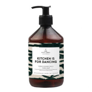 Hand Soap von The gift Label, Kitchen is for dancing
