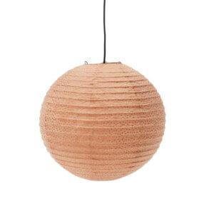 Lamptenschirm aus Lokta Papier