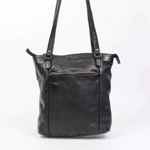 Rucksack und Umhängetasche Sandy von bear design schwarz