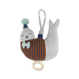 Strickspieluhr von Ava & Yves Seehund