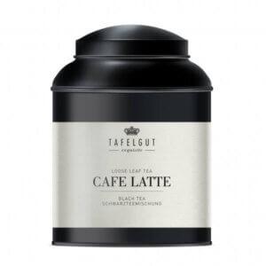 """Schwarzteemischung von Tafelgut """"CAFFE LATTE"""""""