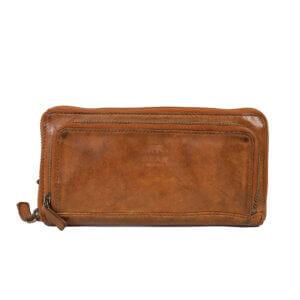 Portemonnaie von bear design, cognac