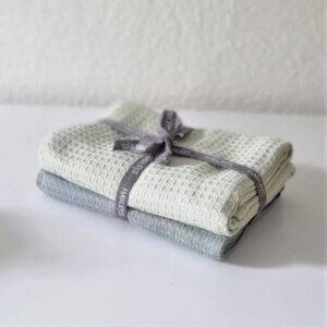 Madleys Handtuch aus Waffelstoff