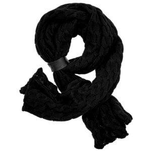 cable knit xl pimps&pearls schwarz jeans
