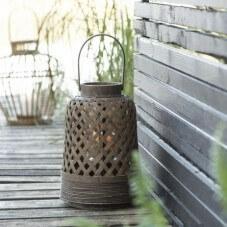 Bambus Laterne IB Laursen