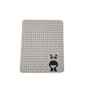 David Fussenegger Kinderdecke Pandabär