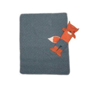 David Fussenegger Decke in Puppe Fuchs