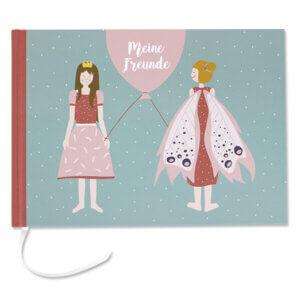 Freundebuch Maedchen Ava und Yves