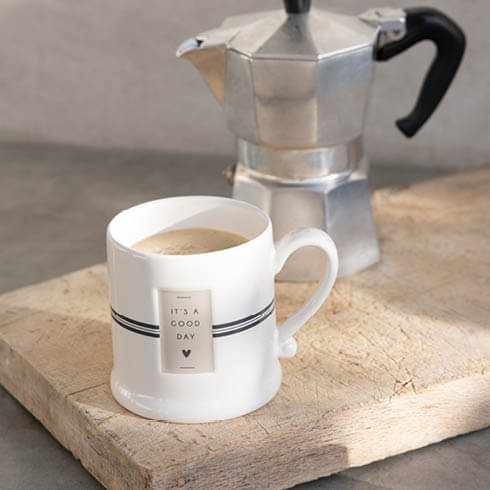 tasse mug it's a good day bastion collections