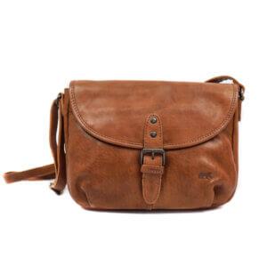 Alyna Bear Design Leder Tasche