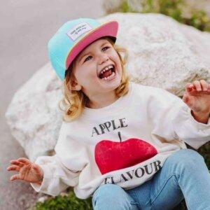 Hello Hossy Hellblau mini kappe Kids cool käppli