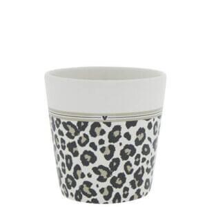 Bastion Collection espresso dessert herz Kaffee leopard